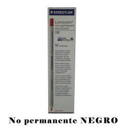 LAPIZ STD MARCADOR NON PERMANENT NEGR 108-9