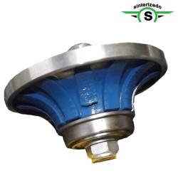 FRESA GRANITO D. 100 C. ROMO R. 20 INOX