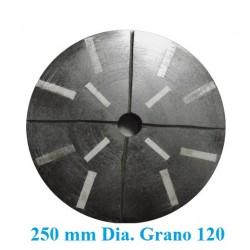 MUELA  GRANITO  DIAMANTADAD. 250 GR. 120 DESBASTE