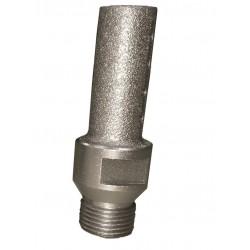 FRESA CNC D. 20 mm POSICION   3 VACUUM SEG. RECTO
