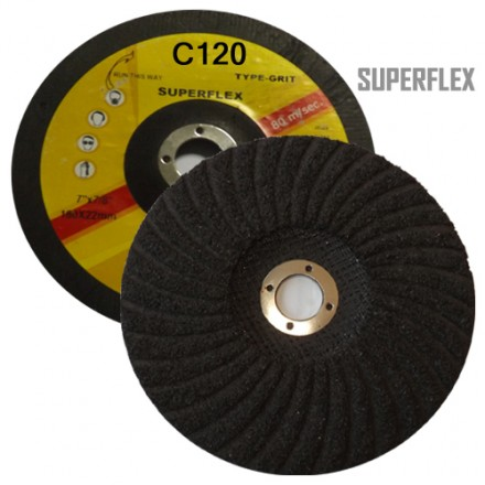 DISCO SUPER FLEX  VASAGO 180x22  C   120