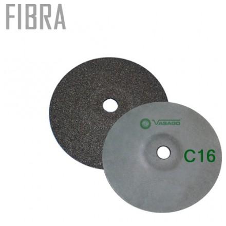 DISCO FIBRA VASAGO  180X22  GR. 16